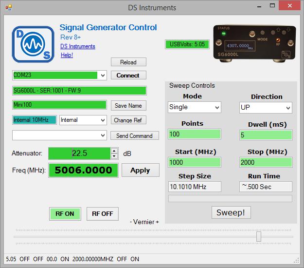 SG6000L-software