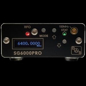 Pure Sine RF Signal Generator