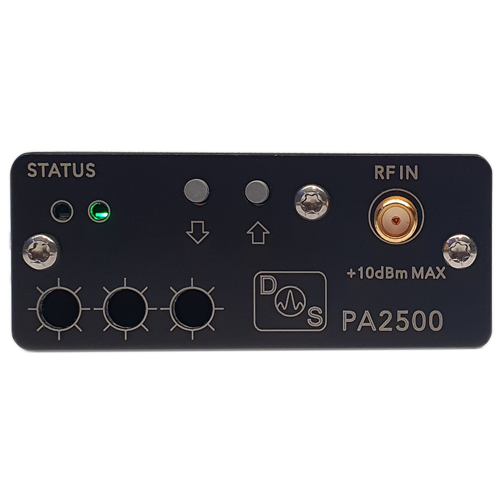 PA2500-Front
